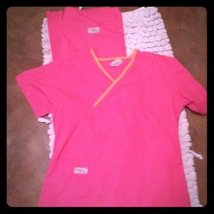 Other - Pink Urbane Scrubs